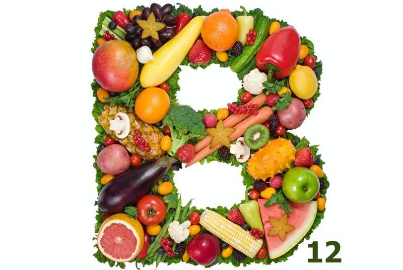 Vitamina B-12 in frutta e verdura, ecco dove trovarla