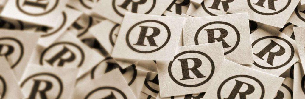La registrazione del marchio