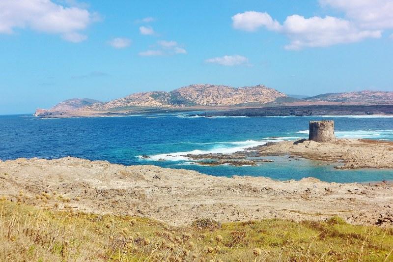 La spiaggia più bella di Stintino in Sardegna