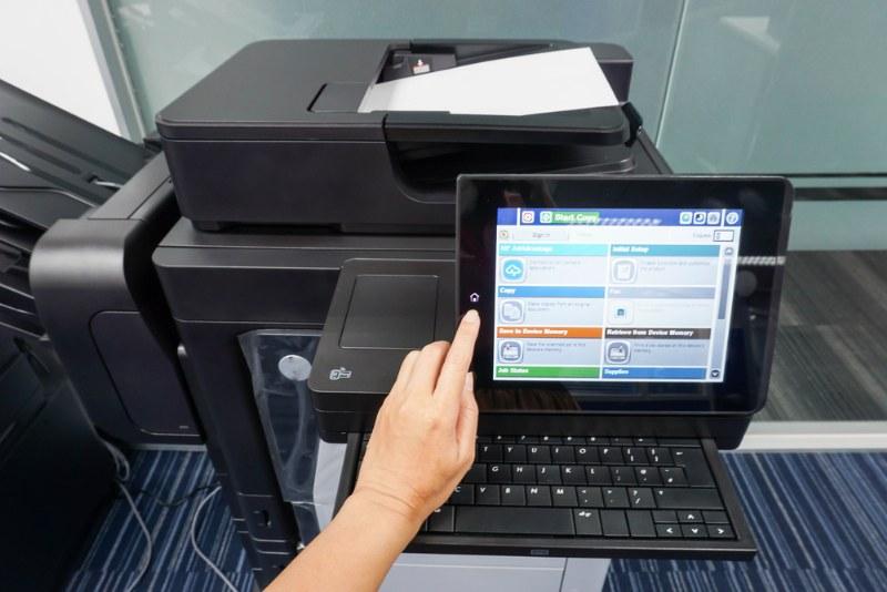 Praticità di stampa in ufficio? La soluzione può essere una stampante multifunzione